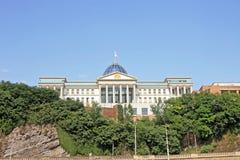 Capital of the Georgian Republic Royalty Free Stock Photography