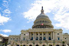 Capital hill Stock Photography