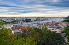 Capital of Hungary-Budapest Stock Photos