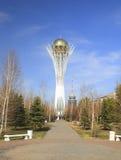 Capital of Kazakhstan Royalty Free Stock Images