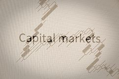 Capital markets Stock Photography