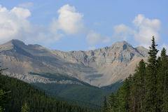 Capital Mountain Royalty Free Stock Photo