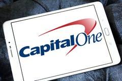 Capital one bank logo Stock Photos
