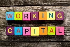 Capital. Qualify market funds isolated pay equals Royalty Free Stock Photos