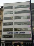 Capital radio headquarters Royalty Free Stock Images