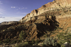 Capital Reef National Park in Spring royalty free stock image