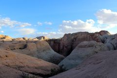 Capital Reef Stock Photography