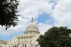 The capital's capitol Royalty Free Stock Photography