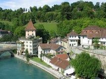 capital Suisse de Berne Image stock