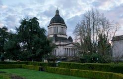 Capital At Washington State Royalty Free Stock Images