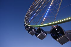 Capital Wheel at National Harbor, Maryland Stock Images