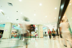 CapitaLand shopping mall Beijing Royalty Free Stock Images