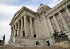 Capitale de l'État du Missouri photos stock