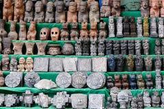 Capitale de la Bolivie - le La Paz, marché de sorcières Image libre de droits