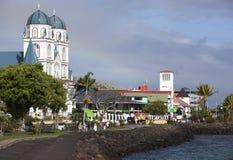 Capitale dei Samoa immagine stock