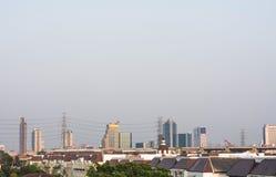 Capitale del ` s della Tailandia, Bangkok, Immagine Stock Libera da Diritti