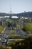 Capitale dell'Australia Fotografia Stock