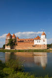 Capitale di Minsk del Belarus Immagine Stock
