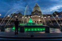 Capitale di PA Fotografie Stock
