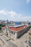 Capitale di Sofia, Bulgaria del centro immagine stock