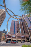 Capitale du centre de Phoenix, Arizona Photo stock