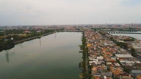 Capitale East Java, Indonesia di Soerabaya fotografia stock libera da diritti
