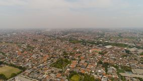 Capitale East Java, Indonesia di Soerabaya immagine stock