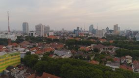 Capitale East Java, Indonesia di Soerabaya fotografie stock