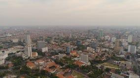 Capitale East Java, Indonesia di Soerabaya fotografia stock