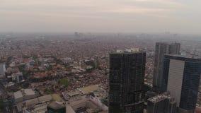 Capitale Java-Orientale, Indon?sie de Sorabaya banque de vidéos