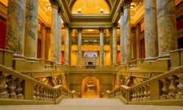 Capitali dello Stato del Minnesota Fotografia Stock Libera da Diritti