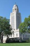 Capitali dello Stato del Nebraska Fotografia Stock Libera da Diritti