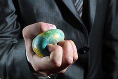 Capitalismo y globalización Imagen de archivo libre de regalías