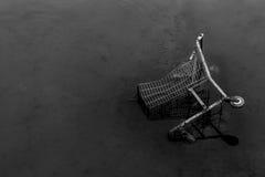 Capitalismo y suciedad Foto de archivo libre de regalías