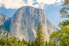 capitan EL εθνικό πάρκο Καλιφόρνια& Στοκ Εικόνες