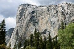capitan el Yosemite Zdjęcia Stock