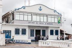 Capitania dos Portos Maranhao Brazil Stock Photography