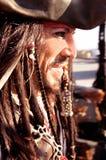 Capitano del pirata Fotografia Stock Libera da Diritti