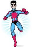 Capitano Heroic Immagini Stock