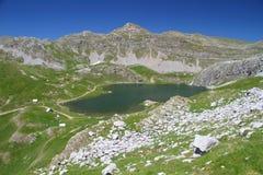 Capitano Lake Immagine Stock