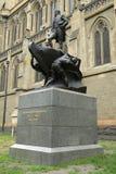 Capitano Matthew Flinders Statue Fotografia Stock Libera da Diritti