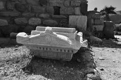 Capitel столбца Стоковая Фотография