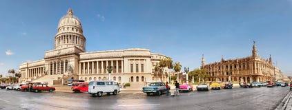Capitol, Αβάνα Στοκ Εικόνες