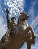 Capitol του Aurelio Marco Στοκ Εικόνα