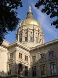 Capitol 1 d'état de la Géorgie image libre de droits