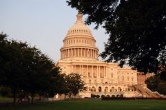 Capitol Royalty Free Stock Photo