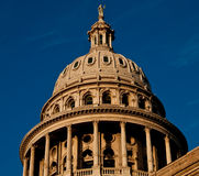 The capitol. Texas state capitol, Austin,Texas Stock Photo