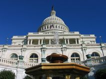 The Capitol Royalty Free Stock Photos