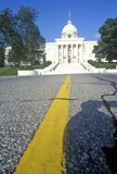 Capitol of Alabama Royalty Free Stock Photo