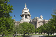 Capitol of Austin Stock Photos